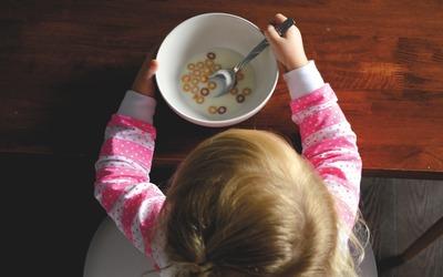 desayuno niño azúcar