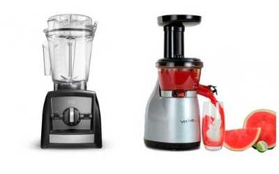 licuadora y extractora de zumos
